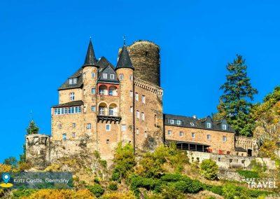 Katz Castle, Germany