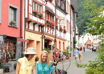 Shopping in Bernkastel, Germany, Rhine River Cruise