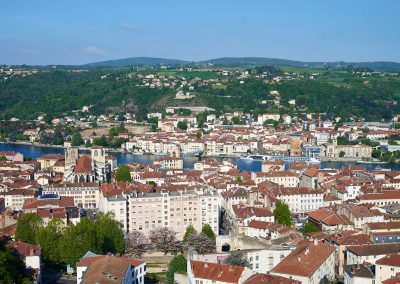 Vienne, France on Rhone River Cruise