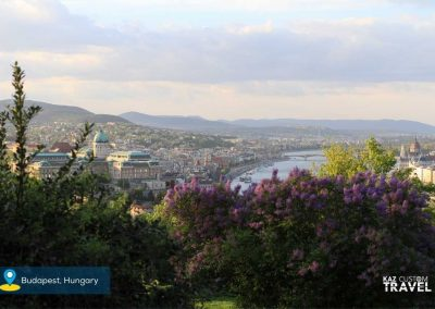 Budapest Hungary in Spring