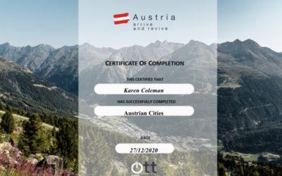 Austria Cities Certification