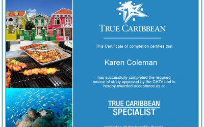 True Caribbean Specialist Certification