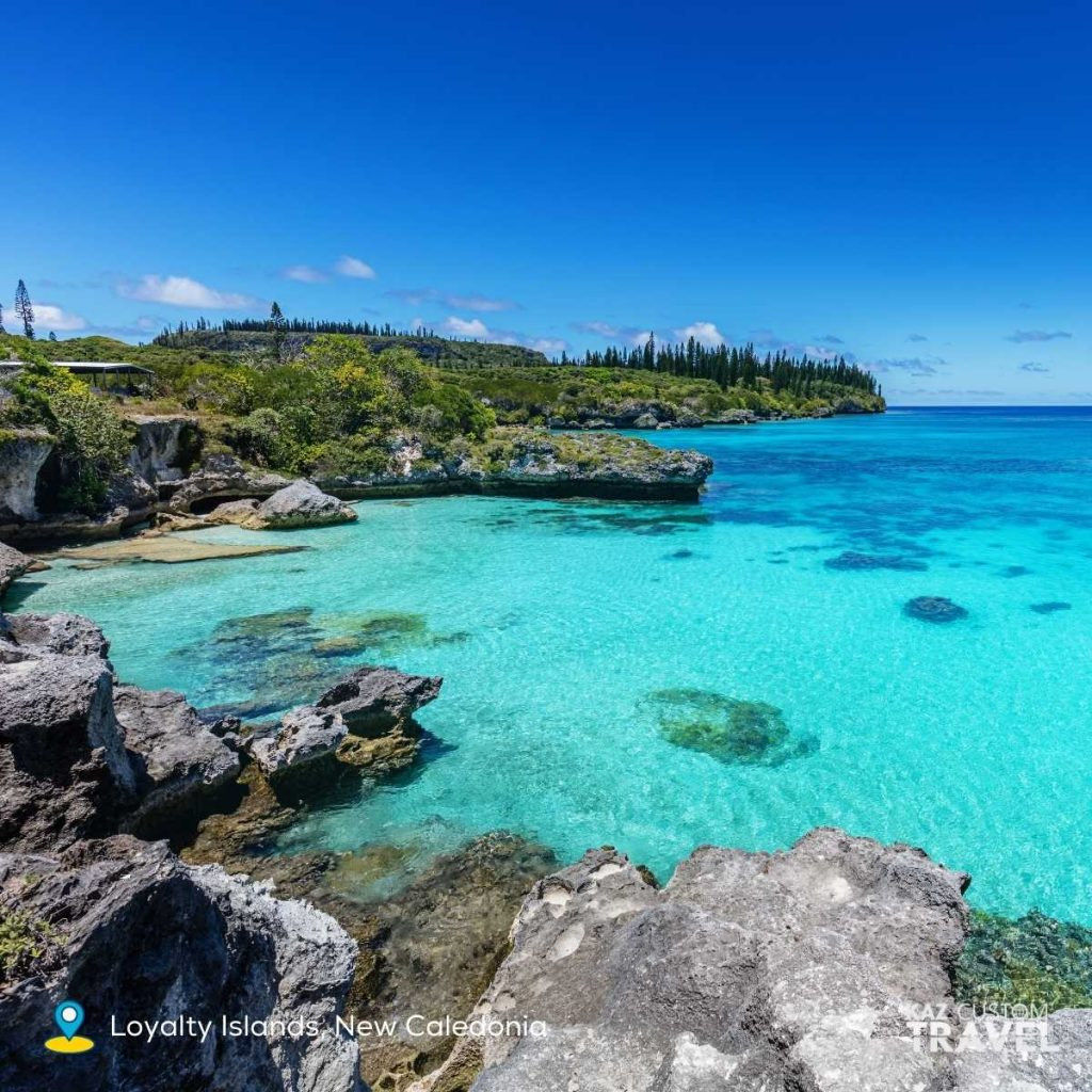 Lagoons of New Caledonia UNESCO Site since 2008 awarded 'Best of the World – 2021 Sustainable Destination' by National Geographic Traveller in January 2021