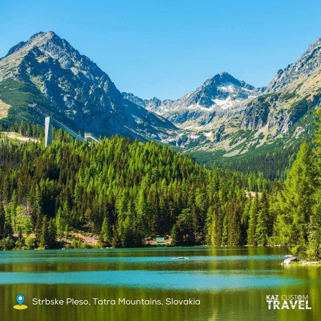 Strbske Pleso, Tatra Mountains, Slovakia