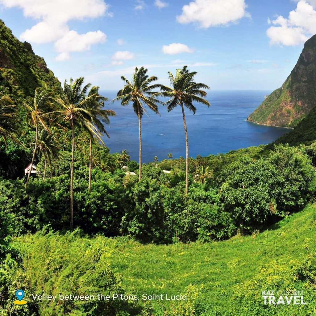 Women Only Adventures in Saint Lucia