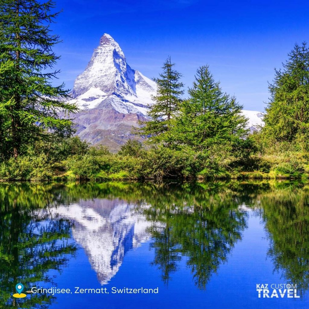 Women Only Adventures in Switzerland