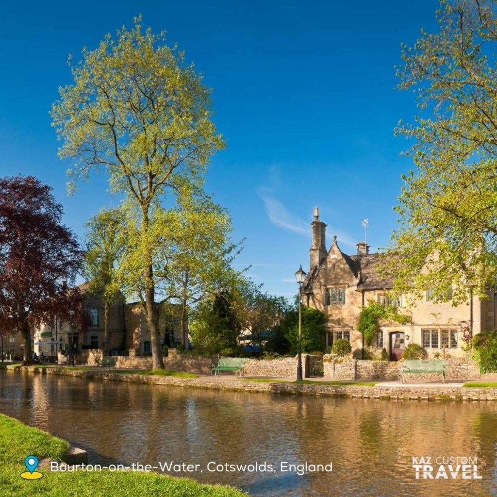 English - Bourton-on-the-Water, Cotswolds, England
