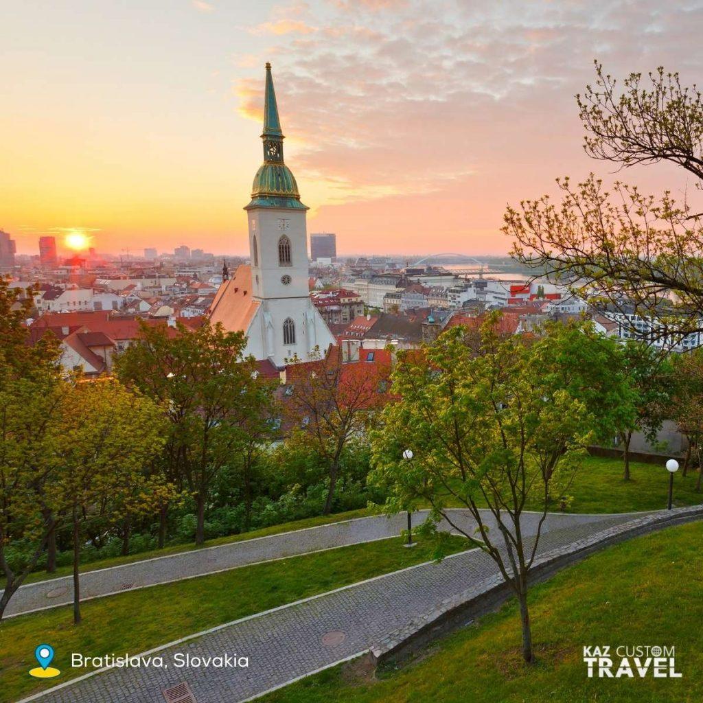 Slovak - Bratislava, Slovakia