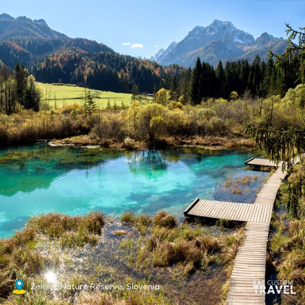Slovenian - Zelenci Nature Reserve, Slovenia