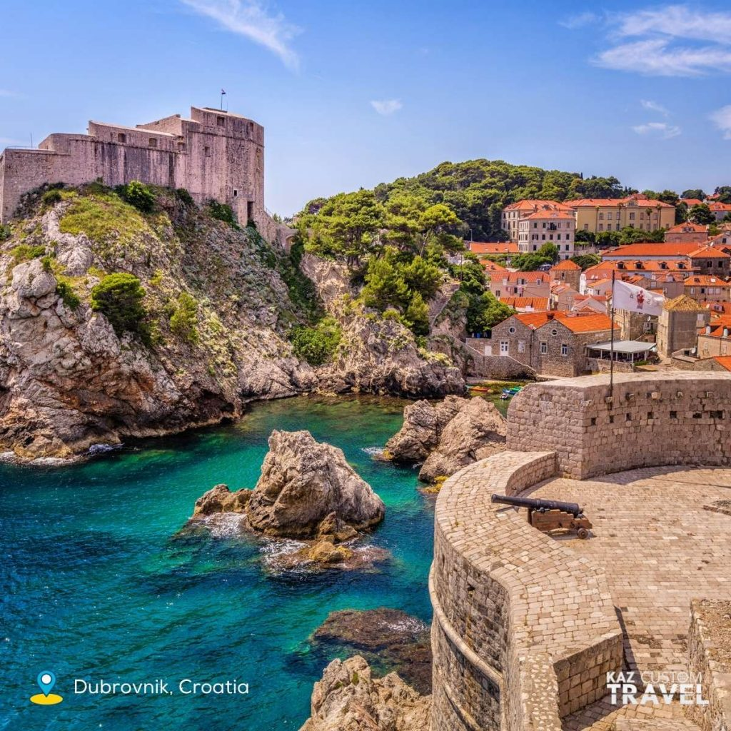 Croatian - Dubrovnik, Croatia
