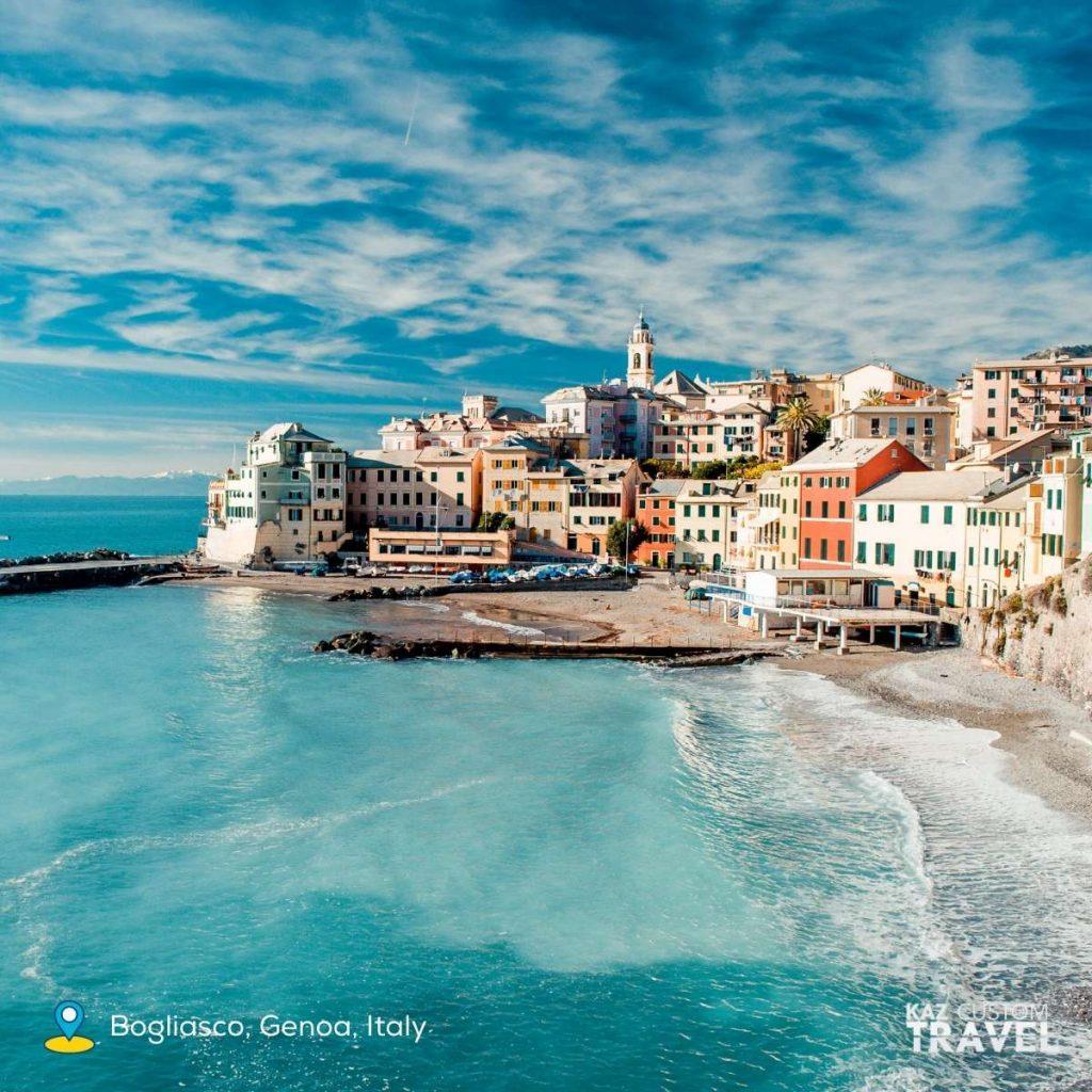 Italian - Bogliasco, Genoa, Italy
