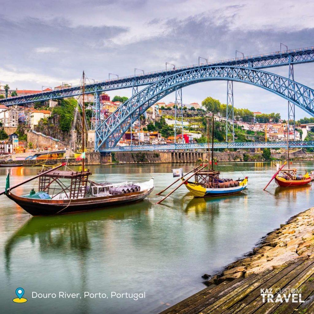 Portuguese - Douro River, Porto, Portugal